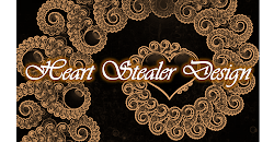 MY SECOND AWARD ON HEART STEALER DESIGN (JULY 13, 2012)