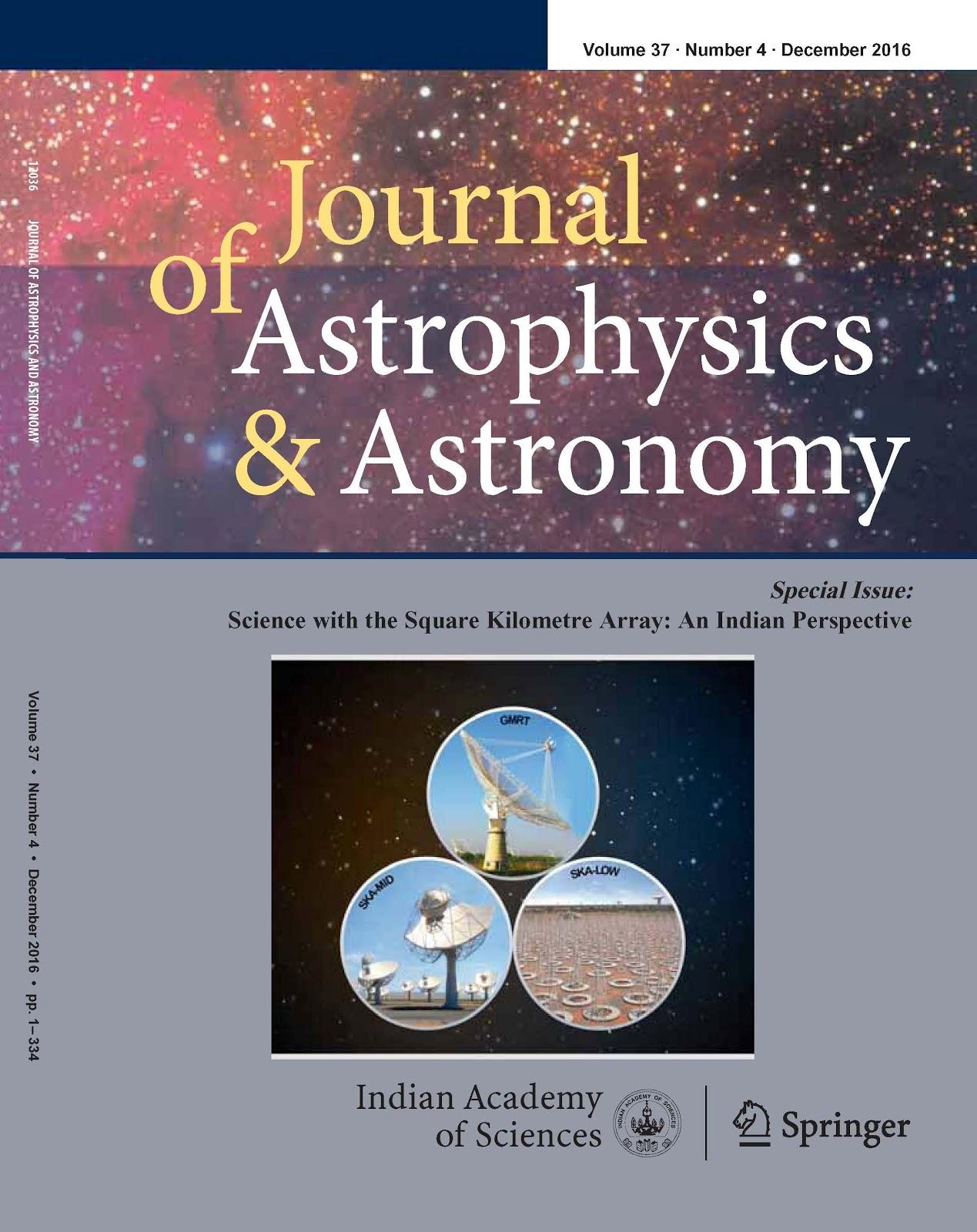 astronomy amp astrophysics - 555×700
