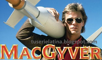 Macgyver, Todos los episodios - Temporadas Completas.