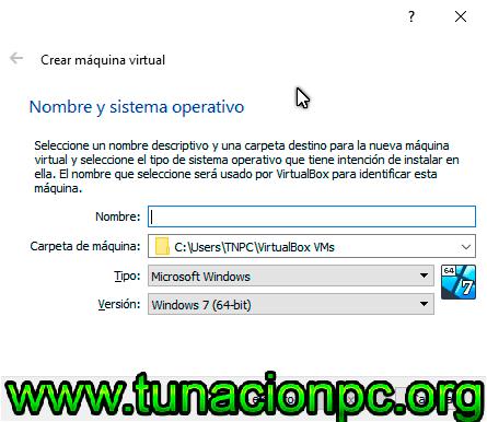 VirtualBox Gratis para windows/mac y linux