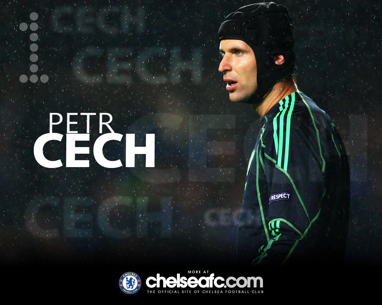 Football Player's Biography 7: Petr Čech
