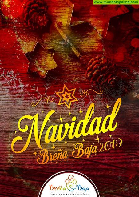 Programa de Navidad 2019 de Breña Baja