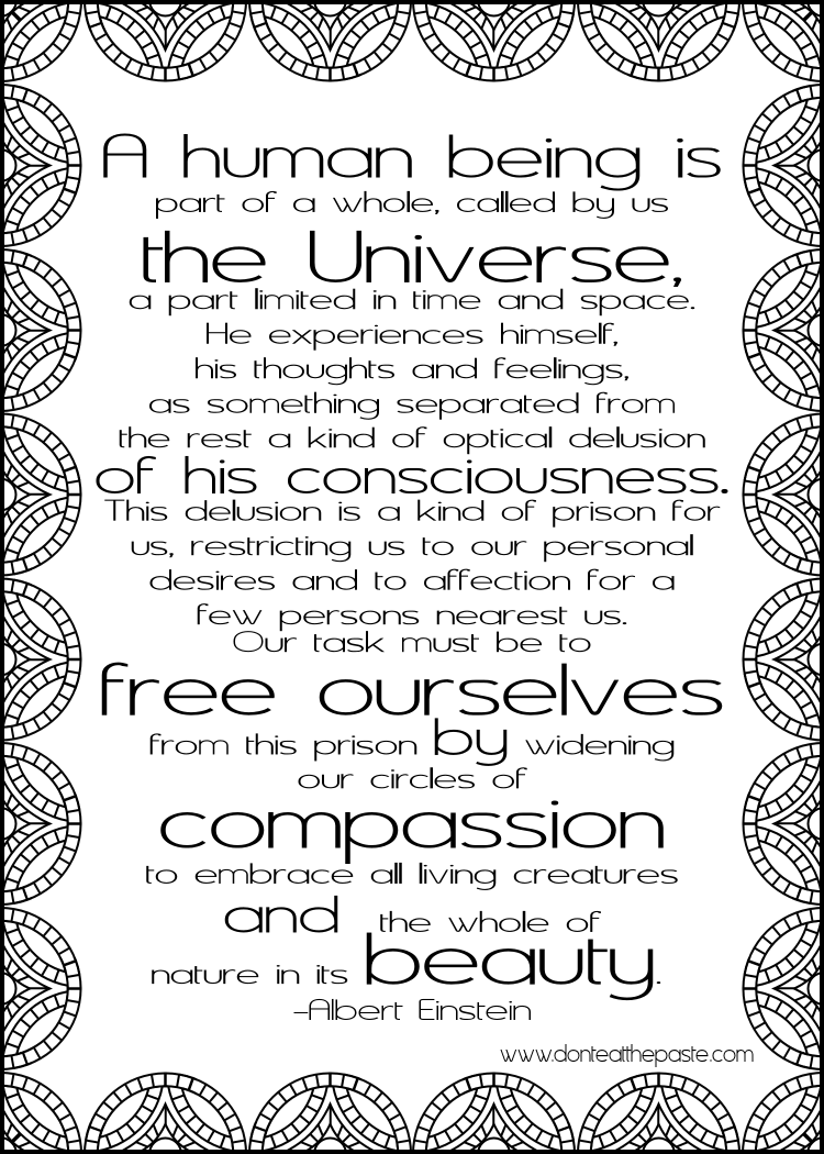 Don T Eat The Paste Circles Of Compassion Printable