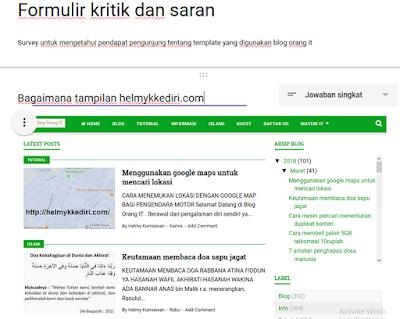 Cara membuat formulir online dengan google2