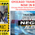 "Let the Lawless Negroes & Illegal Beaners have CHICAGO! - Letter: ""I'm leaving Chicago, and I'm never coming back - — Brandon Vezmar, Hammond, president, The Messaging Company"""