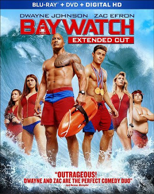 Baywatch 2017 Unrated Eng 720p BRRip 950Mb ESub
