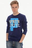 Bluza PUMA pentru barbati MV L/S TEE (PUMA)
