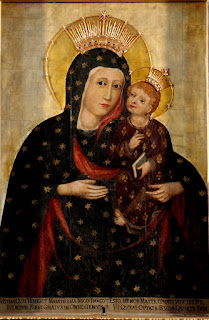 Matka Bożaj Rudzka ruda