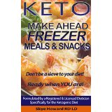 keto diet freezer recipes
