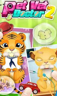 Baby Pet Vet Doctor 2 APK Free Download