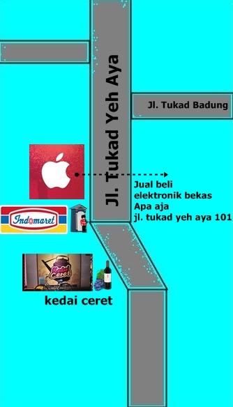 Gadai Dan Jual Beli Elektronik Bekas Denpasar Bali Juni 2016