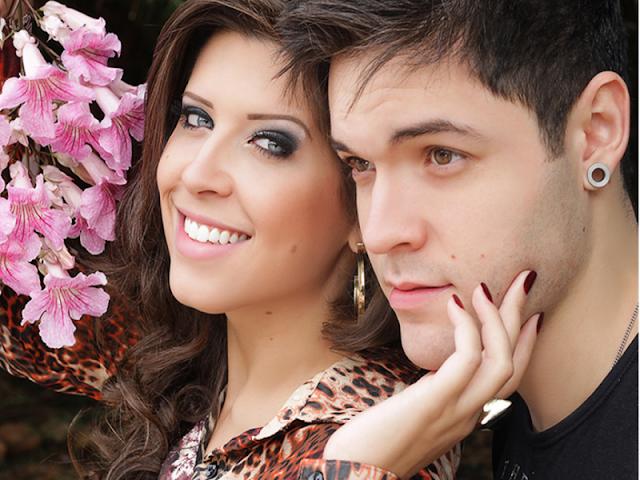 Ensaio de casal: Andressa e Nasser