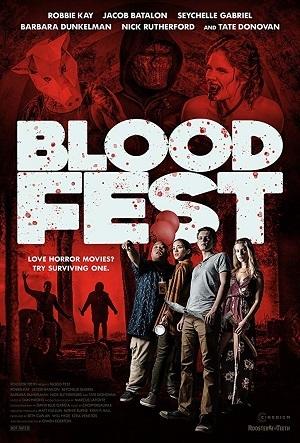 Blood Fest - Legendado Torrent Download