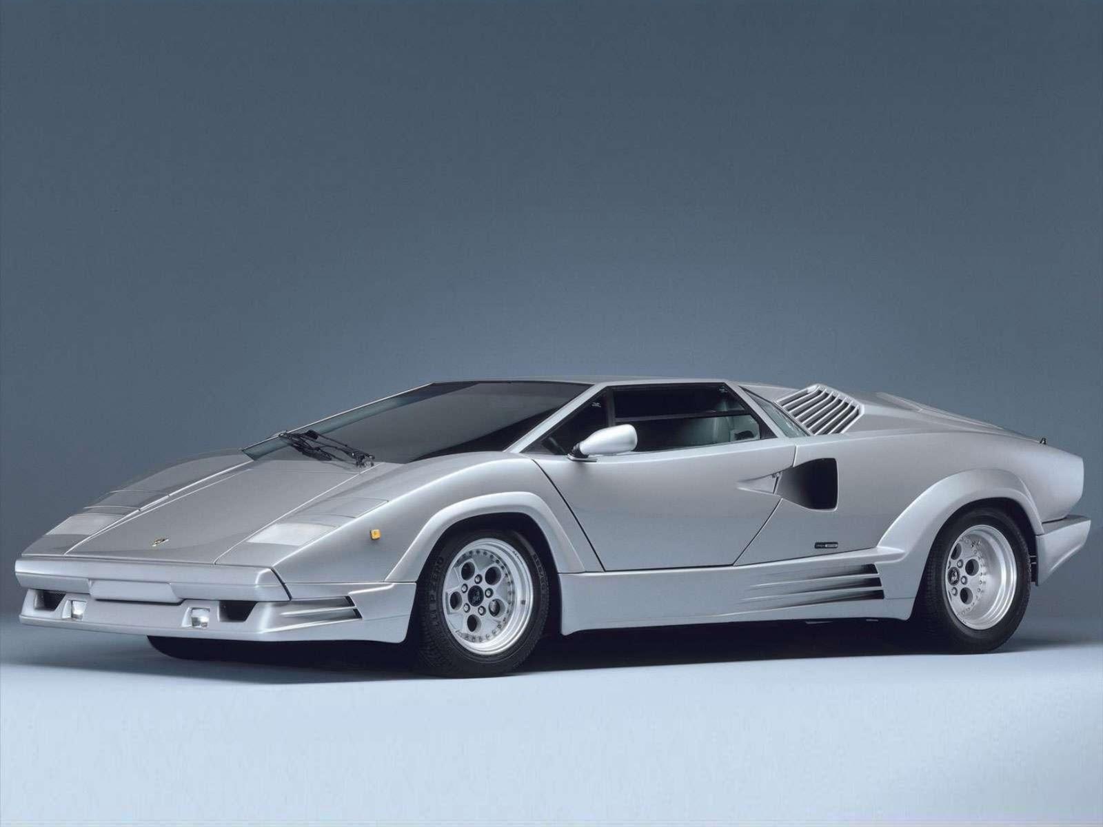 Luxury Lamborghini Cars: Lamborghini Countach Wallpaper