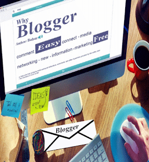 Why You Should Start Your Blog On Blogger Blogspot