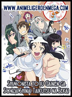 Shimoneta to iu Gainen ga Sonzai Shinai Taikutsu na Sekai: Todos los Capítulos (12/12) [MEGA] BD - HDL