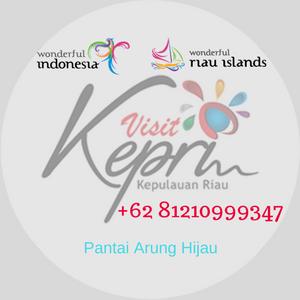 081210999347, 07 Paket Wisata Pulau Anambas Kepri,  000 Pantai Arung Hijau, Anambas
