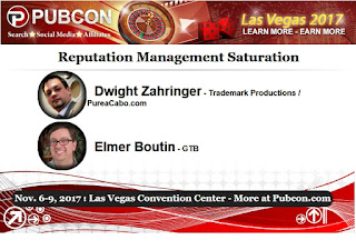 Pubcon Preview: ORM Saturation with Dwight Zahringer and Elmer Boutin