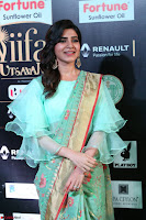 Samantha Ruth Prabhu Looks super cute in a lovely Saree  Exclusive 33.JPG