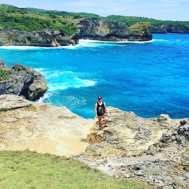 A DAY IN NUSA PENIDA