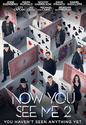 Now You See Me 2 2016 Subtitle Indonesia