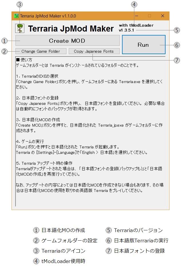 synctam: Terrariaの日本語化について その2