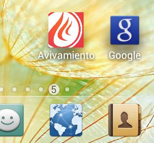 Acceso directo a la App de Avivamiento