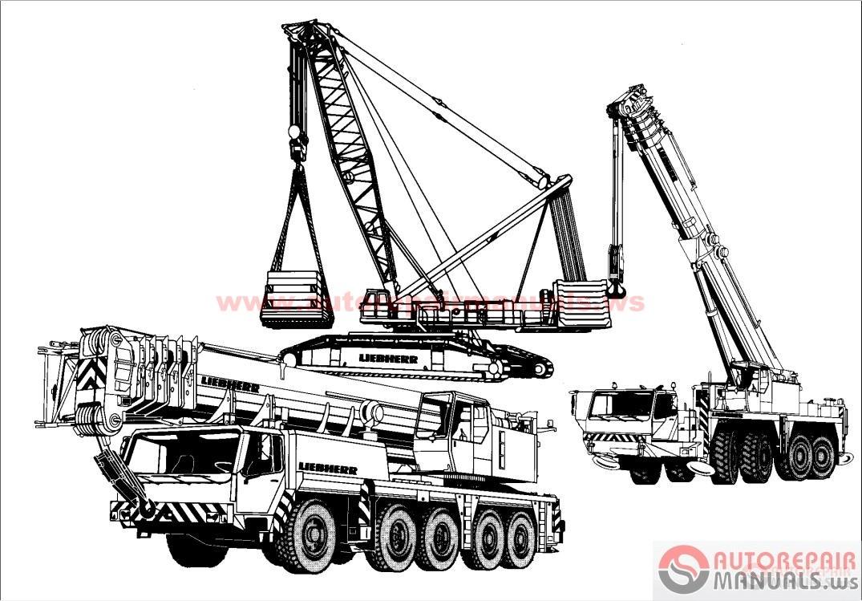 hydraulic crane schematic hydraulic crane component