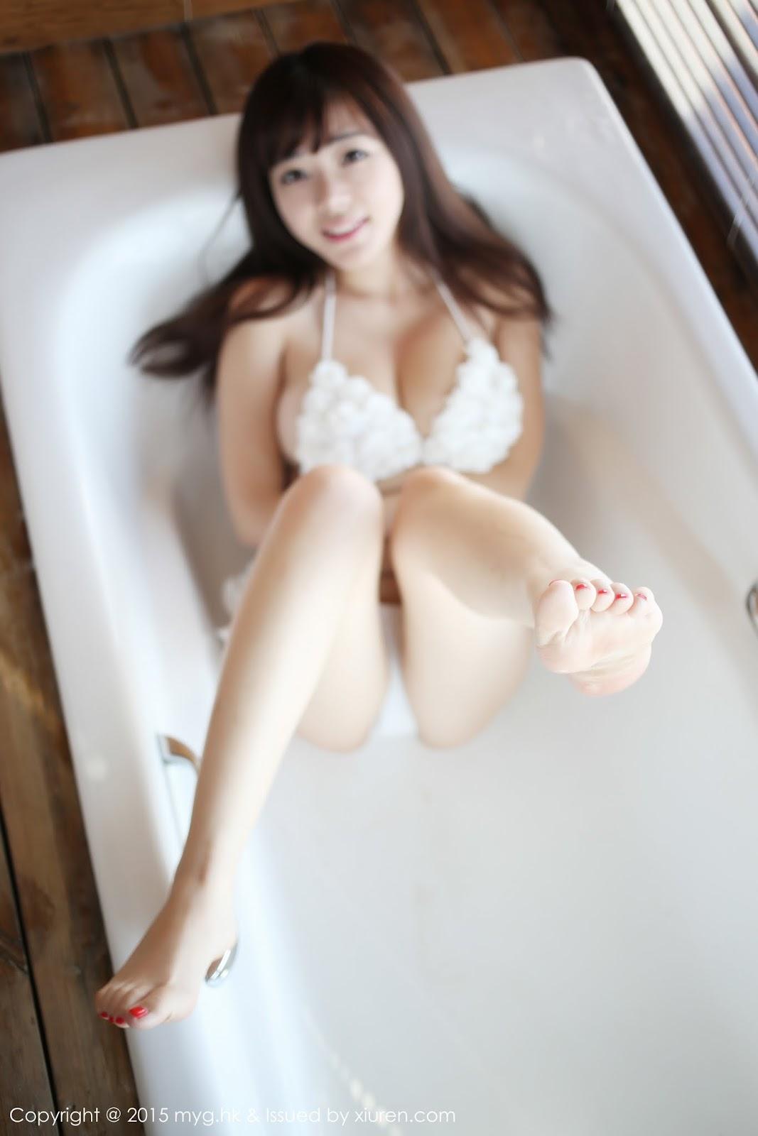 112%2B%252801%2529 - Sexy Nude Girl MYGIRL VOL.112 FAYE