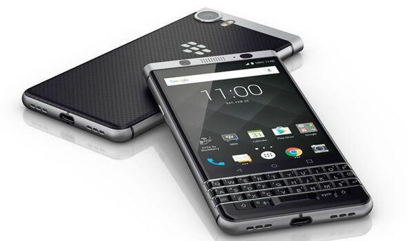 BlackBerry KEYOne specifications