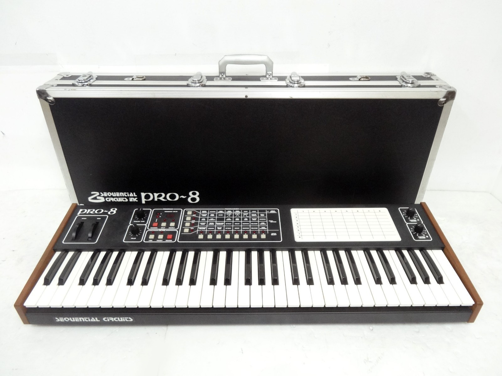 Matrixsynth Sequential Circuits Pro 8 Vintage Analog