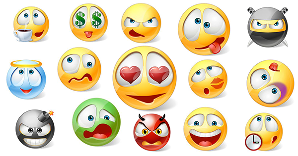 Love Stickers for Facebook | Symbols & Emoticons