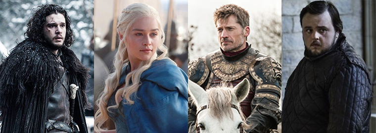 Game of Thrones | Quem está no páreo pelo título de Azor Ahai