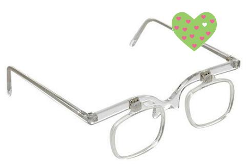 5eb10f4d6a6bb anne makeup®  dica útil  óculos para maquiagem