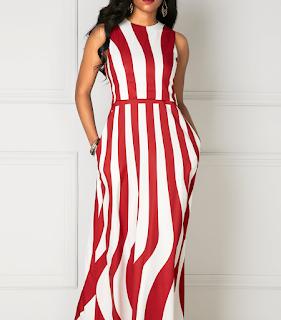 Liligal.com Maxi Dress
