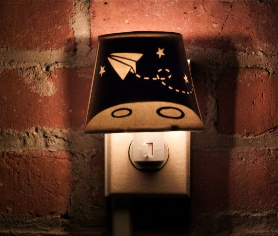 18 Creative And Cool Night Lights