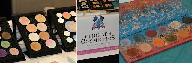 Indie Expo Canada Toronto 2017 Clionadh Cosmetics