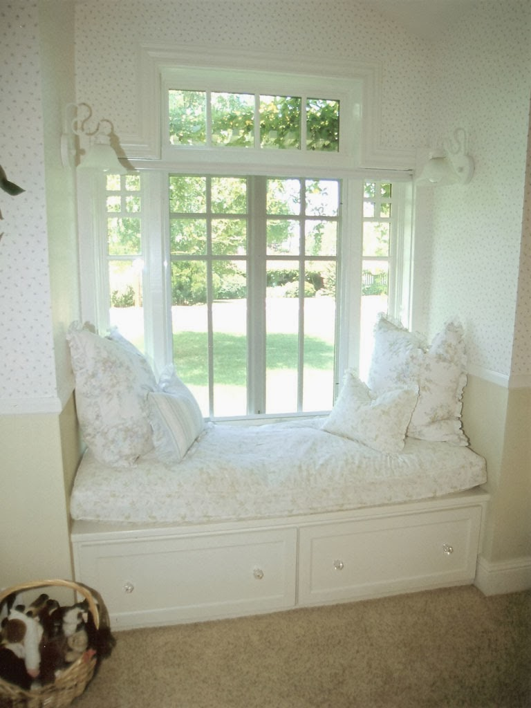 Bay Window Sofa Seating Aspen Convertible Sectional Storage Bed Plainly Life: Siedzisko Pod Oknem/ Seat