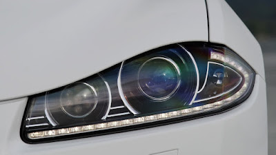 Best of Jaguar XF front headlight Hd Image
