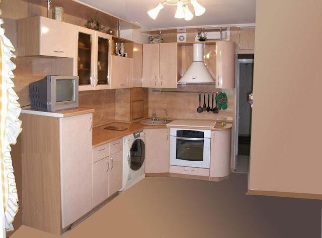 Кухня пластик HPL фотопечатью