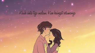 Lirik Lagu Antara Anyer Dan Jakarta - Ikaputri feat Shakira Rieuwpassa
