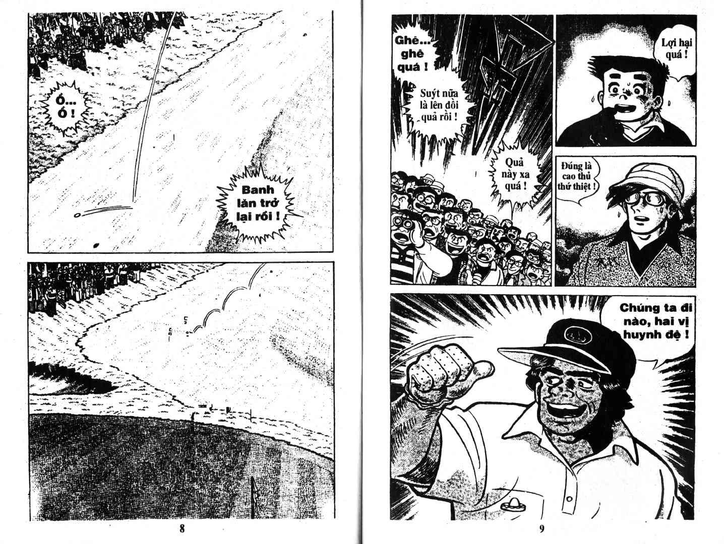 Ashita Tenki ni Naare chapter 42 trang 3