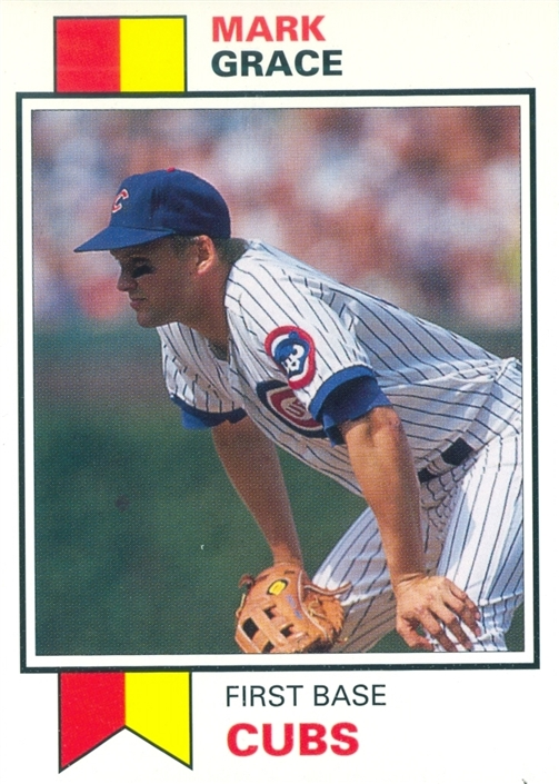 Wrigley Wax Baseball Card Price Guide Cubs Cards 1993