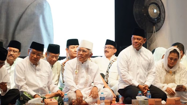 Sejumlah Tokoh yang hadir di Sewindu Haul Gus Dur.