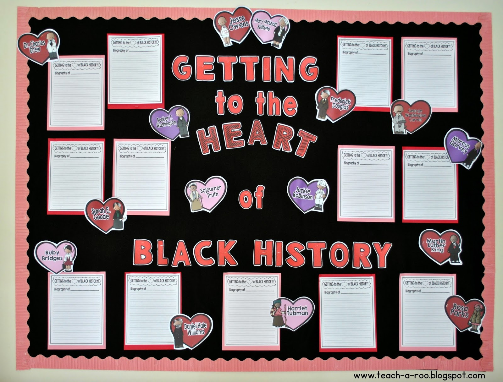 Teach A Roo Getting To The Heart Of Black History Month