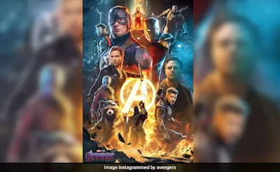 Avengers Endgame Watch Online