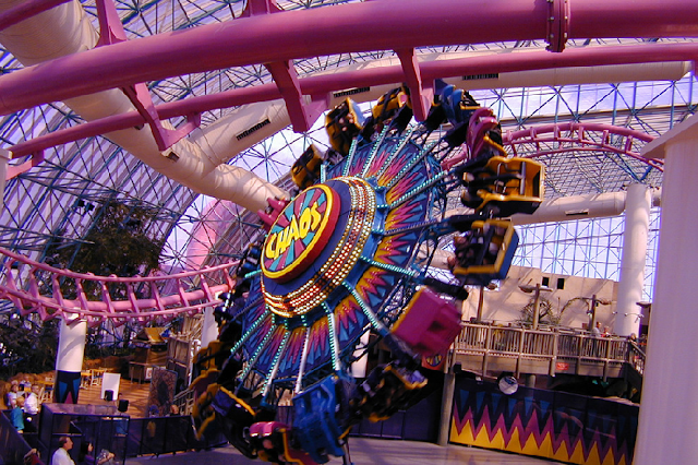 Adventuredome em Las Vegas