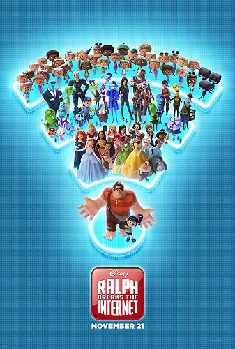 Ralph Breaks The Internet 2018 DVDSCR Watch Full Movie Download