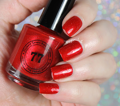 Seventy Seven Nail Lacquer Nowhere Fast...and You're Not Coming • Polish Pickup November 2017 • Fandoms