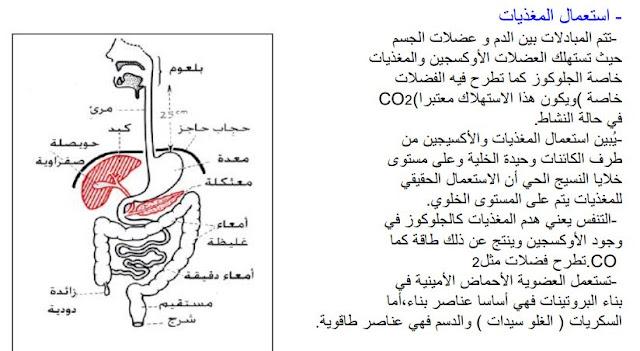 ملف رائع يحتوي دروس , تمارين و مواضيع مقترحة مع التصحيح علوم طبيعية 4 متوسط